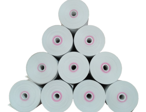 3 Reasons to Choose Coreless Thermal Paper Rolls