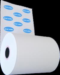 custom printed paper rolls