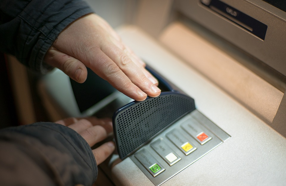 The Demand for ATM Bank Receipts is Decreasing