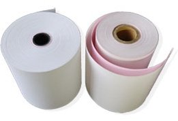bond and carbonless paper roll
