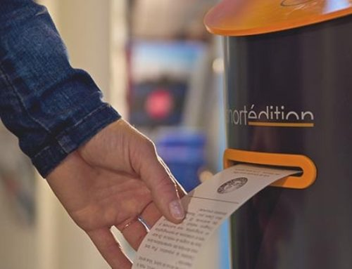 Thermal Paper: for Short Story Vending Machines